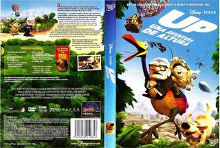 Dvd Up Una Aventura De Altura