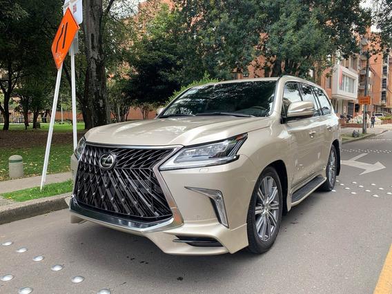 Lexus Lx 570 Sport Plus 2017