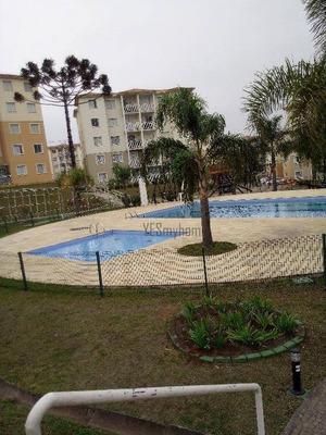 Apartamento Vida Bella 2 Quartos 2 Vagas, Atuba/colombo - Ap2143