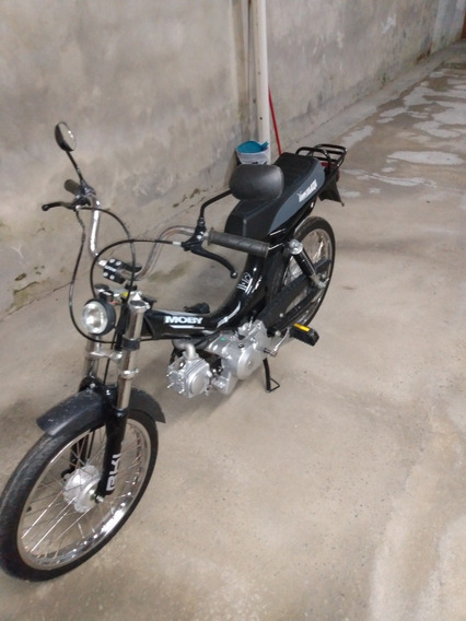 Moby Top Let 50 Cc