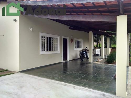 Chácara Vinhedo Estância Das Flores) 1000 M,300m, Construida, 3 Dormitorios - 990