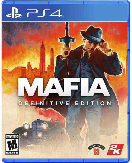 ..:: Mafia Definitive Edition ::.. Ps4 En Game Center