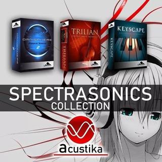 Spectrasonics Omnisphere 2 + Trilian + Keyscape |pc - Mac