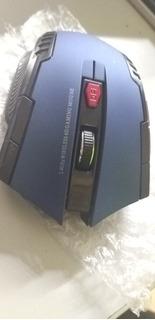 Mouse Inlambrico Gamer 2.4 Gtz