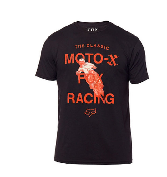 Remera Fox Classic Premium #22091-001