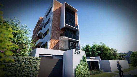 Apartamento Duplex Com 4 Quartos (1 Suíte) No São Pedro - São José Dos Pinhais/pr - Ad0036