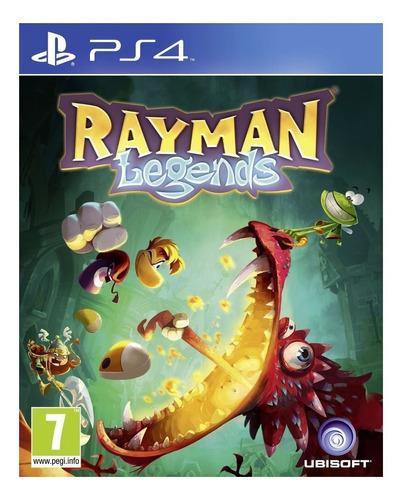 Rayman Legends Ubisoft PS4 Digital