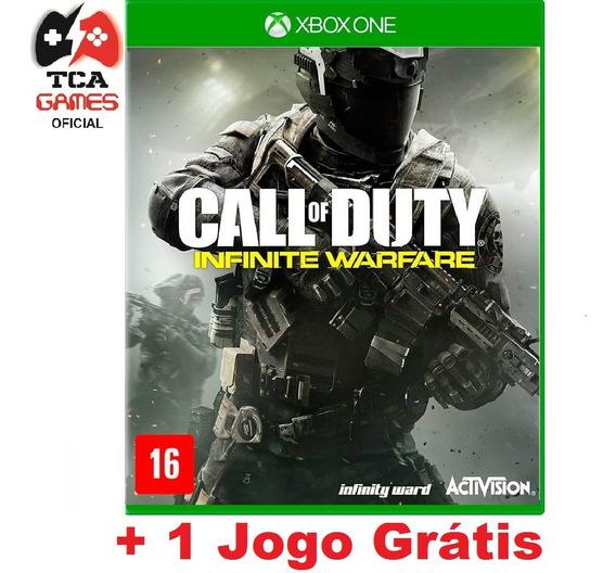 Call Of Duty Infinite Warfare Xbox One Mídia Digital