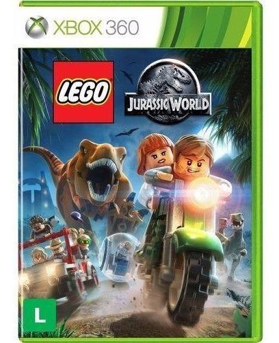 Jogo Lego Jurassic World - Xbox 360 - Mídia Física