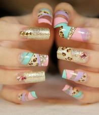 Cursos Extensiones De Uñas Acrilica Gel Manicure Pedicure