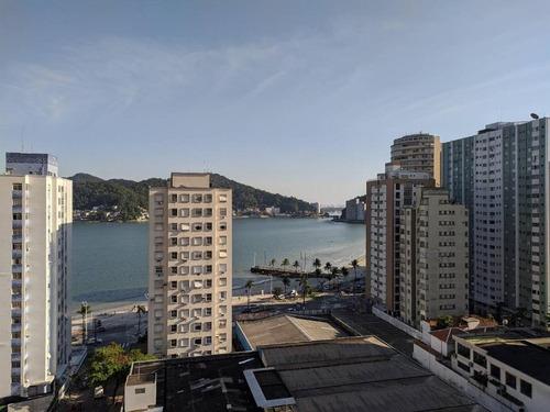 Apartamento À Venda, 107 M² Por R$ 298.000,00 - Gonzaguinha - São Vicente/sp - Ap5481