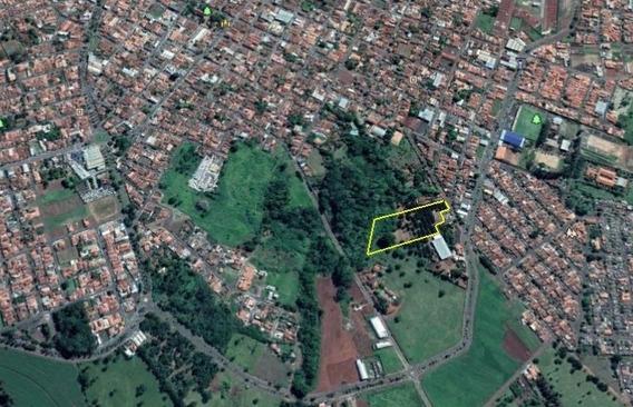 Área Para Empreendimento Vertical Em Jardinópolis - 2472t