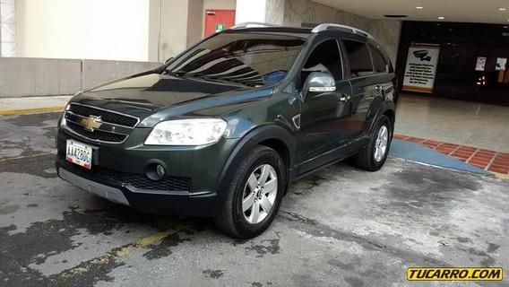 Chevrolet Captiva Automática