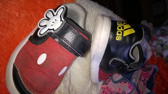 Zapatillas adidas Mickey De Niño Talle 23