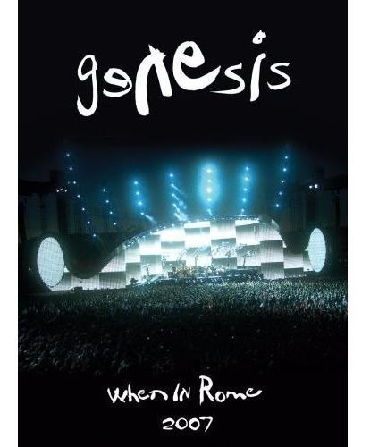 Genesis - When In Rome (3dvd) - U