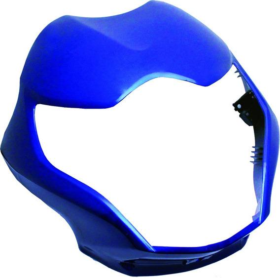 Carenagem Frontal Cg Titan 150 Mix Azul Perolizado -até 2009