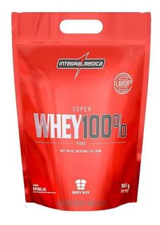 Whey 100% 907gr Integralmedica Compra Certa