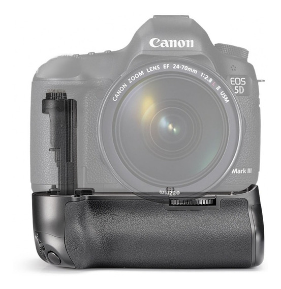 Battery Grip Genérico Bg-e11 P/ Canon 5d Mark Iii 5ds 5dsr