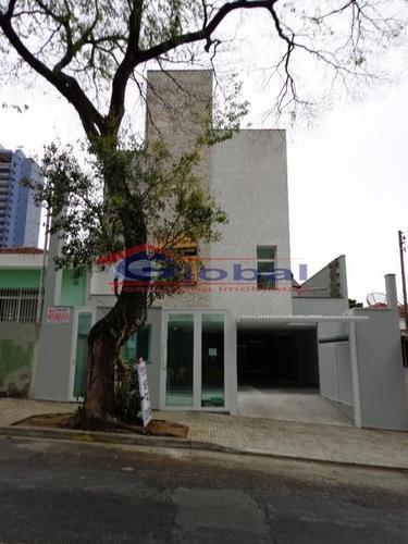 Venda Sobrado Em Condomínio Fechado - Bairro Jardim - Santo André - Gl35106