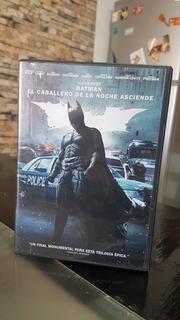 Batman El Caballero De La Noche Asciende Dvd Original