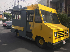 Food Truck Chevrolet Vanette