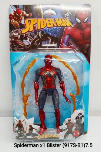 Marvel Legends Spiderman Figura Iron Spider