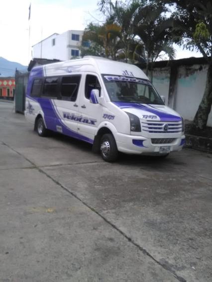 Camioneta Volskwagen De Pasajeros
