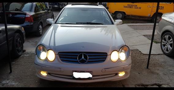Mercedes-benz Clk 5.0l 500 Avantgarde Mt 2004