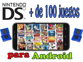Más De 100 Juegos De Nintendo Ds Para Android + Emulador
