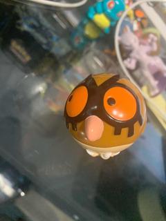 Hoothoot Pokemon Spinner Trompo Muñeco Juguete Figura Accion