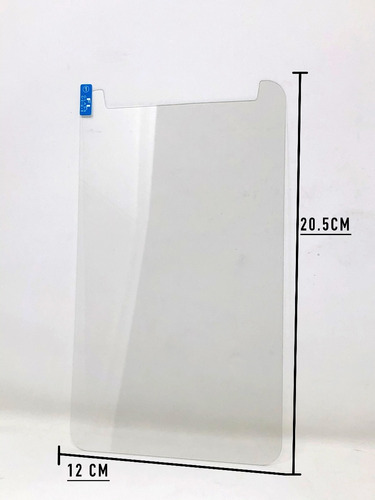 Film Vidrio Templado Gorila Glass Universal Tablet 7 8 9 10