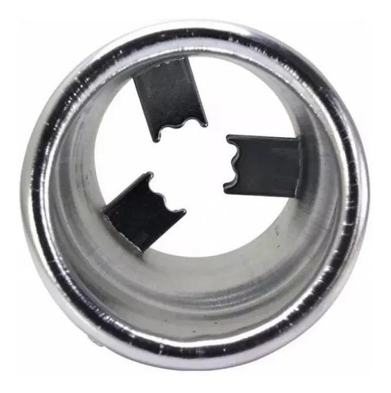 Ponteira Escapamento Universal Cromado P/ Honda Civic 2014