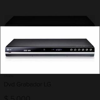 Dvd Grabador LG Rh387h