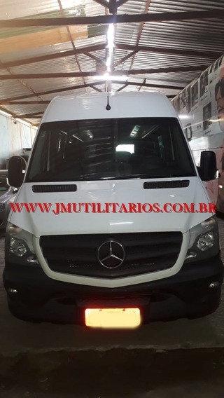 Mercedes Benz Sprinter 515 Ano 2018 Executiva 21l Jm Cod 928