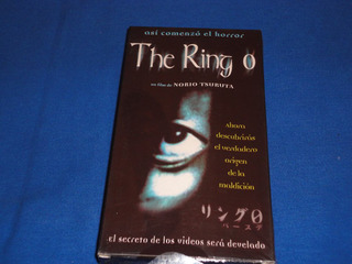 The Ring O- ( Vhs)