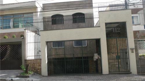 Sobrado  Residencial À Venda, Moóca, São Paulo. - So0039