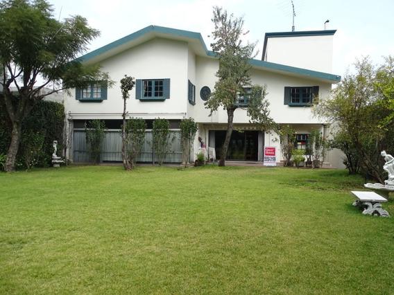 Casa Con Vigilancia En Pedregal