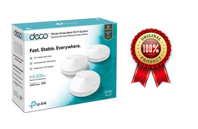 Tp-link Deco M5 Wi-fi Ac1300 Dual Band 3 Pack