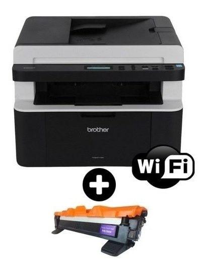 Multifuncional Laser Brother Toner Extra C/ Dcp1617nw