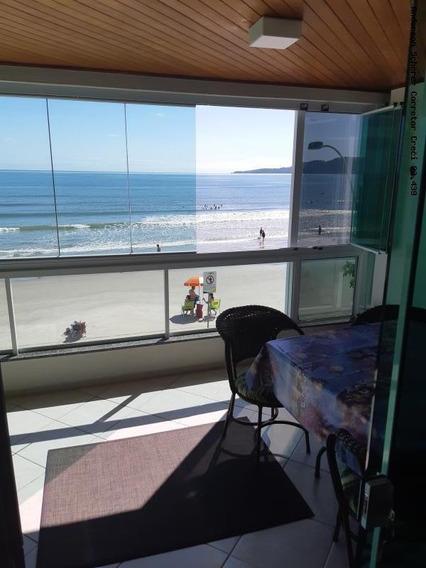 Apartamento Para Temporada Em Itapema, Meia Praia, 4 Dormitórios, 2 Suítes, 3 Banheiros, 2 Vagas - Fp101_1-1020992