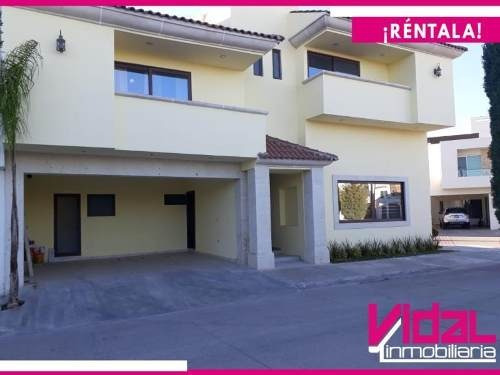 Casa En Renta En Frac El Roble Residencial