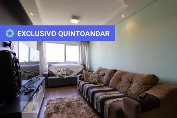 Apartamento No 7º Andar Mobiliado Com 2 Dormitórios E 1 Garagem - Id: 892972908 - 272908