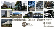 Construcción De Naves Industriales - Galpones - Ofici