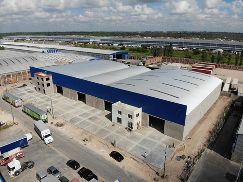 Imagen 1 de 4 de Alquiler Parque Industrial 2.000 M2 A Estrenar
