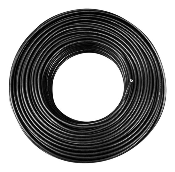 Cable Condulac Tipo Thw-ls/thhw-ls Negro #10 Awg 100 Mts
