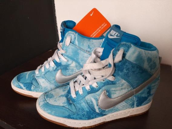 Zapatillas Nike Original Con Plataforma