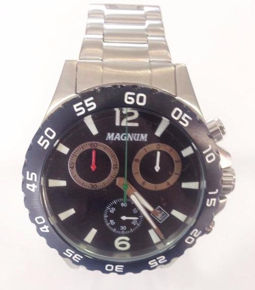 Relogios Magnum Original Com Garantia De 1 Ano