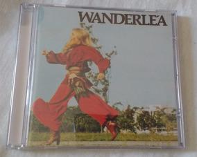 Cd Wanderlea - Vamos Que Eu Já Vou 1979