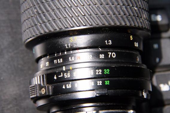 Lente Tokina Macro 70-210mm 4/32