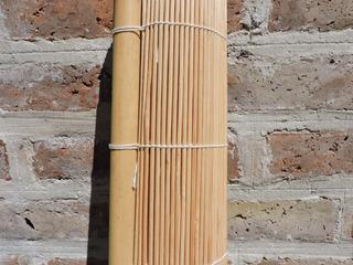 Cortina De Enrrollar En Bambu